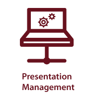 Presentation-Management