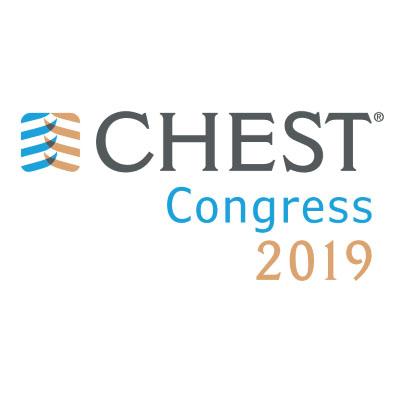 CHEST Congress 2019